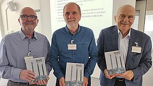 Historierne om Dansk Andels Cementfabrik bliver vækket til live i ny bog