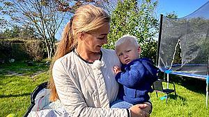 Malthe er syg: Mor må selv betale for at blive hjemme