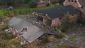 Frederikshavn Kommune vil nu købe nedstyrtet skole