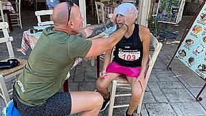 Stine Rex er udgået fra ultraløb: Nåede at løbe 102 kilometer