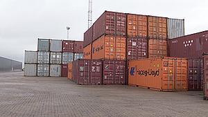 Rod med containerskibene giver dyrere priser på iPhones, køleskabe og cykler