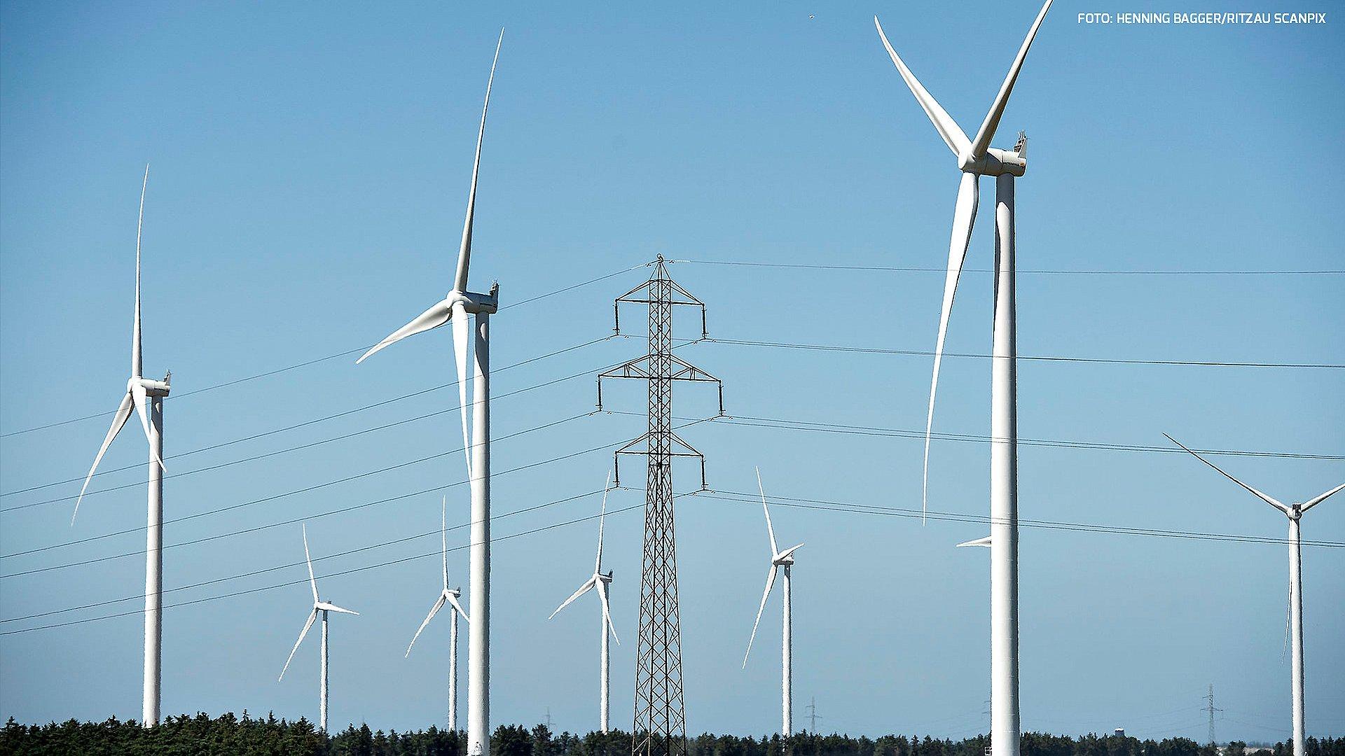 fokus.. på vindmøller