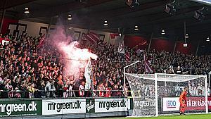 AaB indkasserer overbevisende sejr over Lyngby