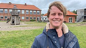 Flere tusinde bevilget til friluftsprojekter i Nordjylland: Klitmøller Friskole får bålhytte til børnene