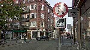 Nye skilte udløser bøderegn i Aalborg